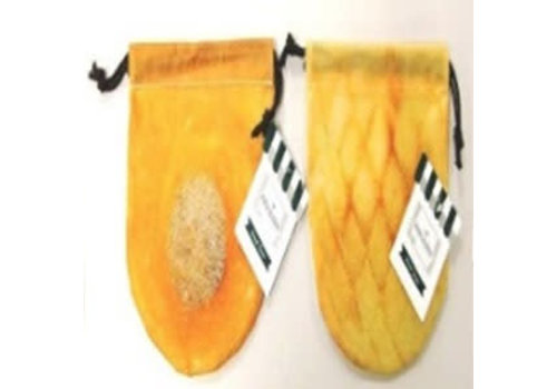 Drawstring bag bread