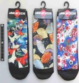 Pika Pika Japan Japanese pattern ladies short socks A