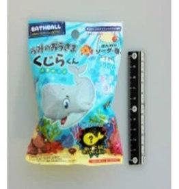 Pika Pika Japan Bath ball whale