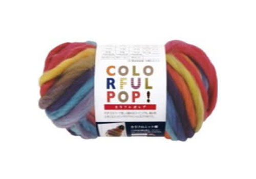 Colorful pop 5 earth color