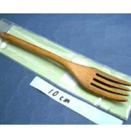 Pika Pika Japan wooden fork 18cm