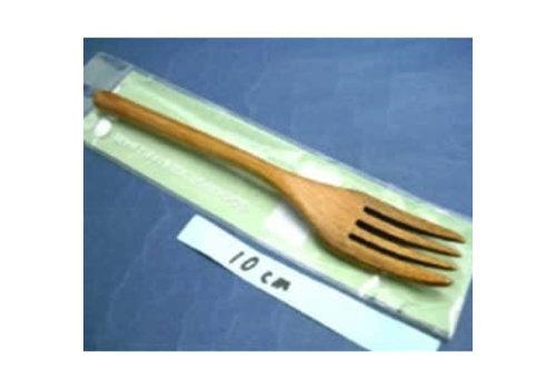 wooden fork 18cm