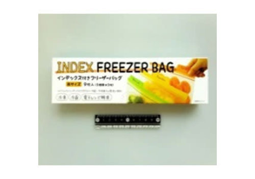 Index freezer bag M 9p