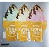 PP die-cut mat ice-cream