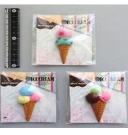 Pika Pika Japan Motif magnet ice-cream