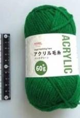 Pika Pika Japan Acrylic knitting wool 60g park green