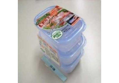 PLASTIC FOOD STORAGE (SQUARE S 3P)