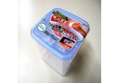 PLASTIC FOOD STORAGE (SQUARE L)