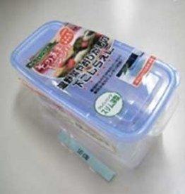 Pika Pika Japan PLASTIC FOOD STORAGE SLIM-DEEP
