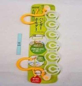 Pika Pika Japan Plastic hanger holder S natural