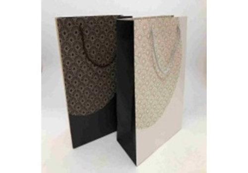 Paper bag Japanese traditional pattern mum