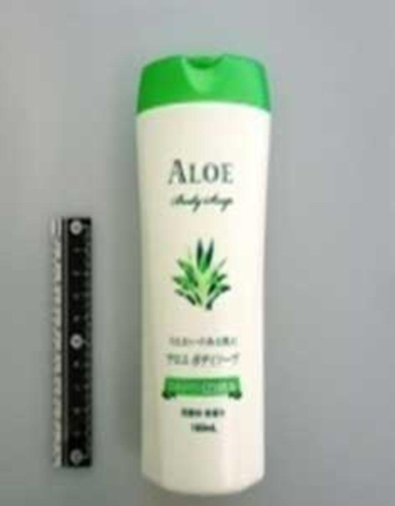 Pika Pika Japan Aloe body shampoo 160ml
