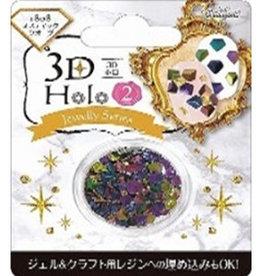 Pika Pika Japan 3D hologram 2 mystic quarts