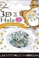 Pika Pika Japan 3D hologram 2aqua marine