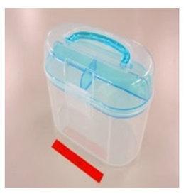 Pika Pika Japan Tough box Oval blue