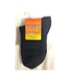 Pika Pika Japan Ladies heat absorption quarter socks BK : PB