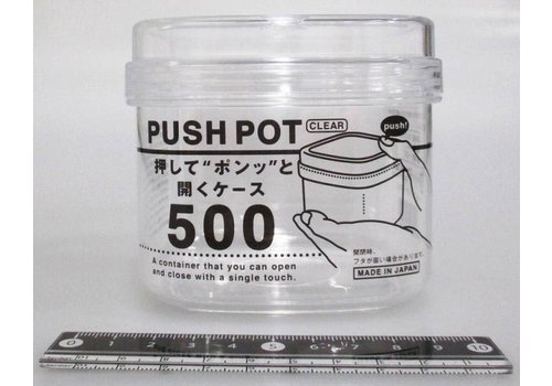 Push pot 500ml