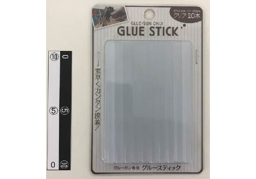 Glue stick for glue gun 20st 7*100