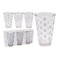 thumb-DRINKING GLASS SET 3PCS 300ML-1