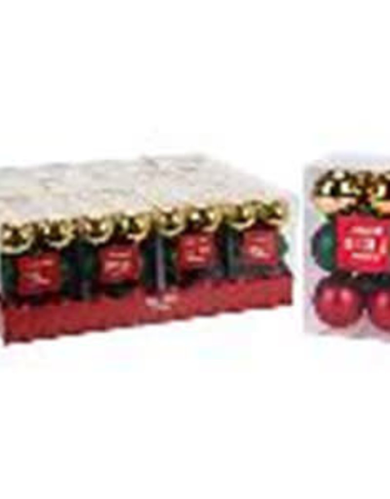Koopman XMAS BALL 60MM S12 JOLLY XMAS