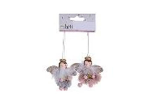 ANGEL FAKE FUR 2PCS 11CM
