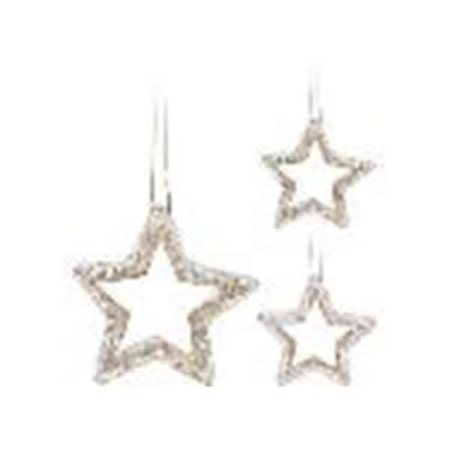 HANG DECO STAR 15CM 2ASS-1