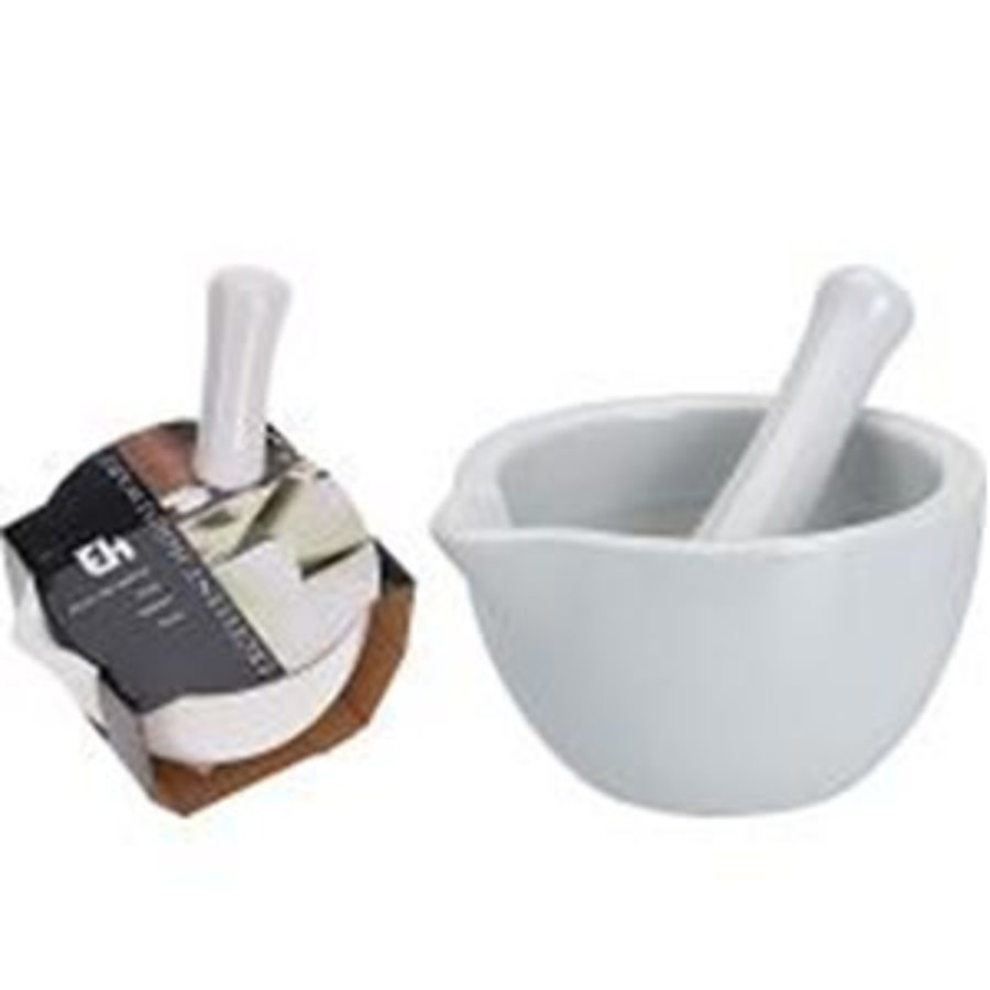 PESTLE AND MORTAR PORCELAIN-1