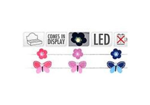 LED LIGHT CHAIN 10LED 2ASS