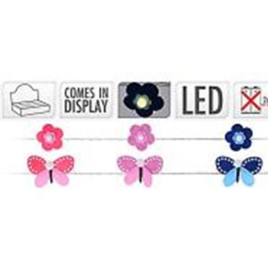 LED LIGHT CHAIN 10LED 2ASS-1
