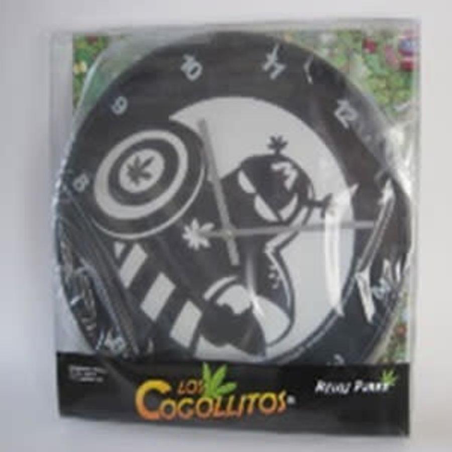 Muurklok Los Cogollitos-1