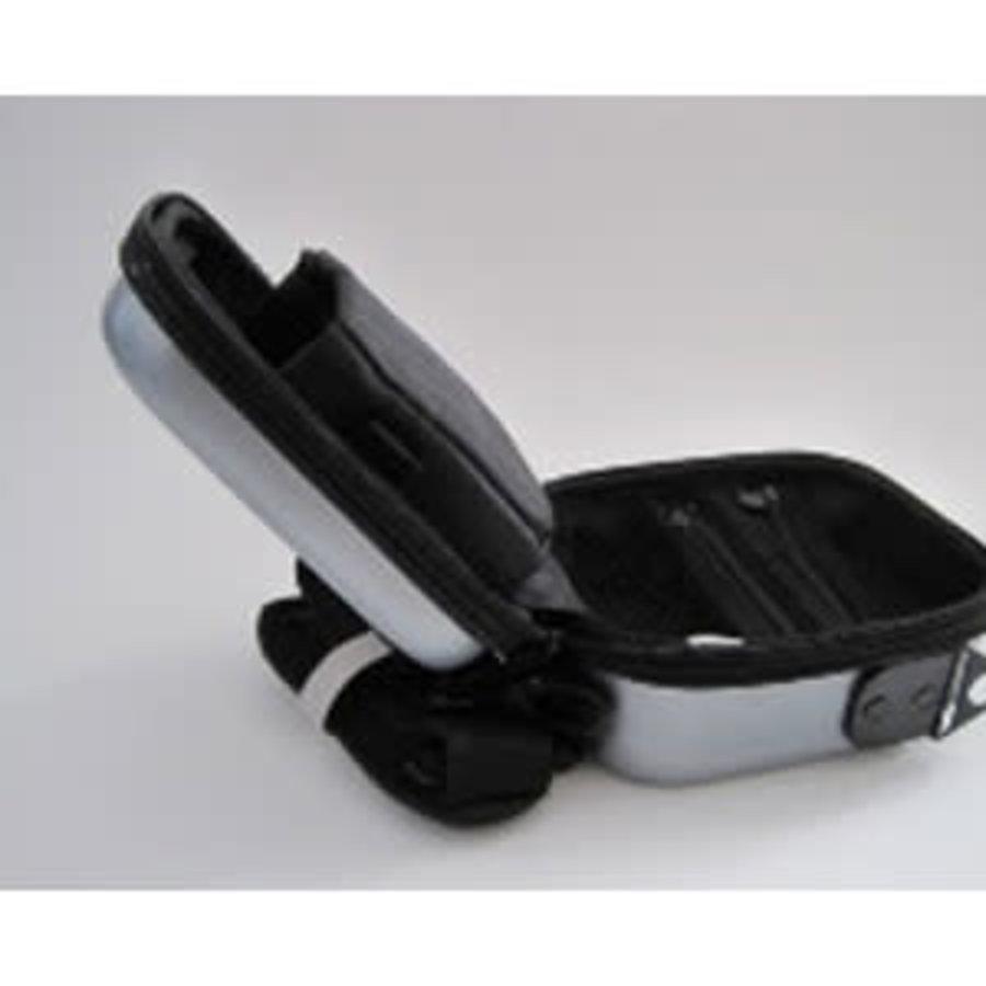 Camera bag hard case grey-1