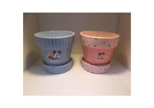Disney plant pot
