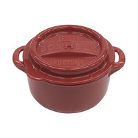 Bonheur new lunch pot M red