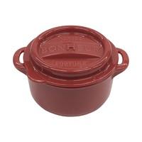 ?Bonheur new lunch pot M red