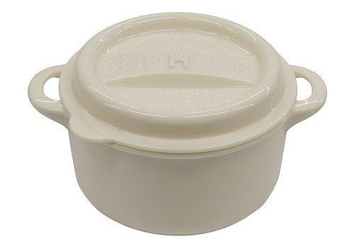 Bonheur new lunch pot L white
