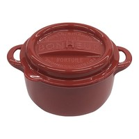 Bonheur new lunch pot L red