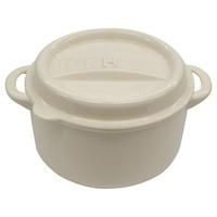 Bonheur new lunch pot LL white