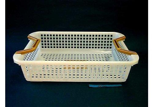 A stack basket is natural