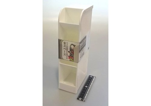 Desk labo tower pen stand white