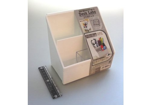 Desk labo petit pocket white