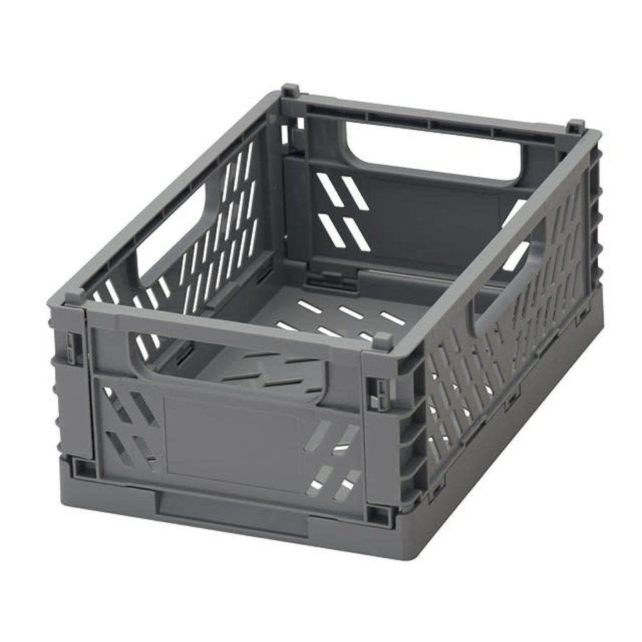 Folding container M90 cool gray-1
