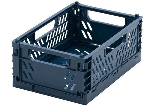 Folding container M90 navy
