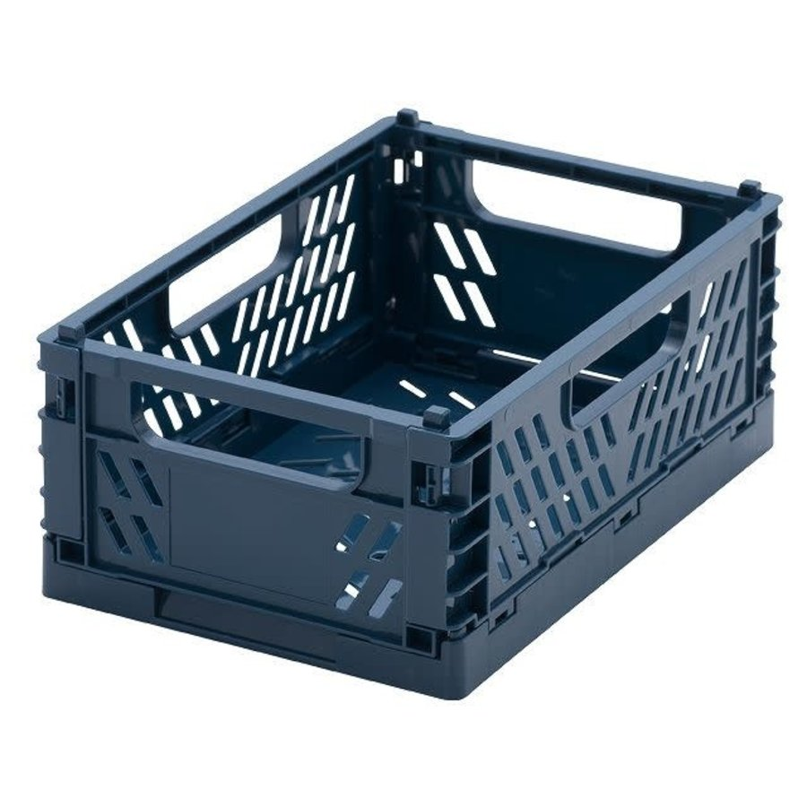 Folding container M90 navy-1