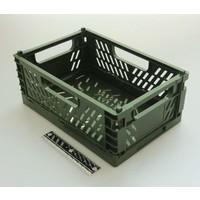 Folding container M90 khaki