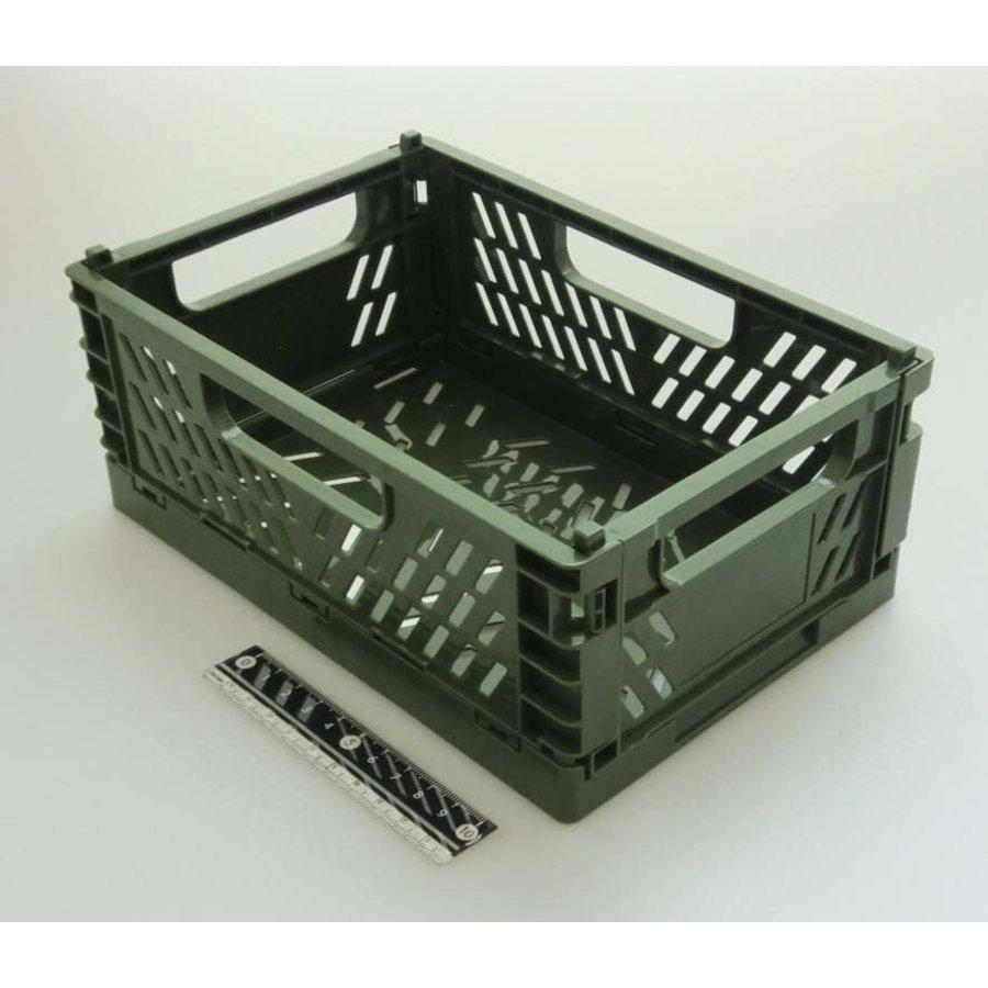 Folding container M90 khaki-1