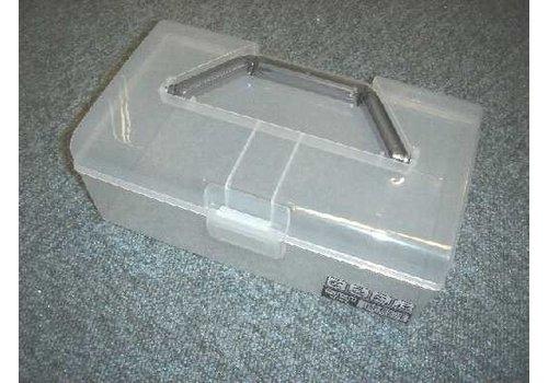 Tough box wide gray