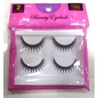False eyelashes, dolly