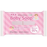 KANEYO baby soap 2P