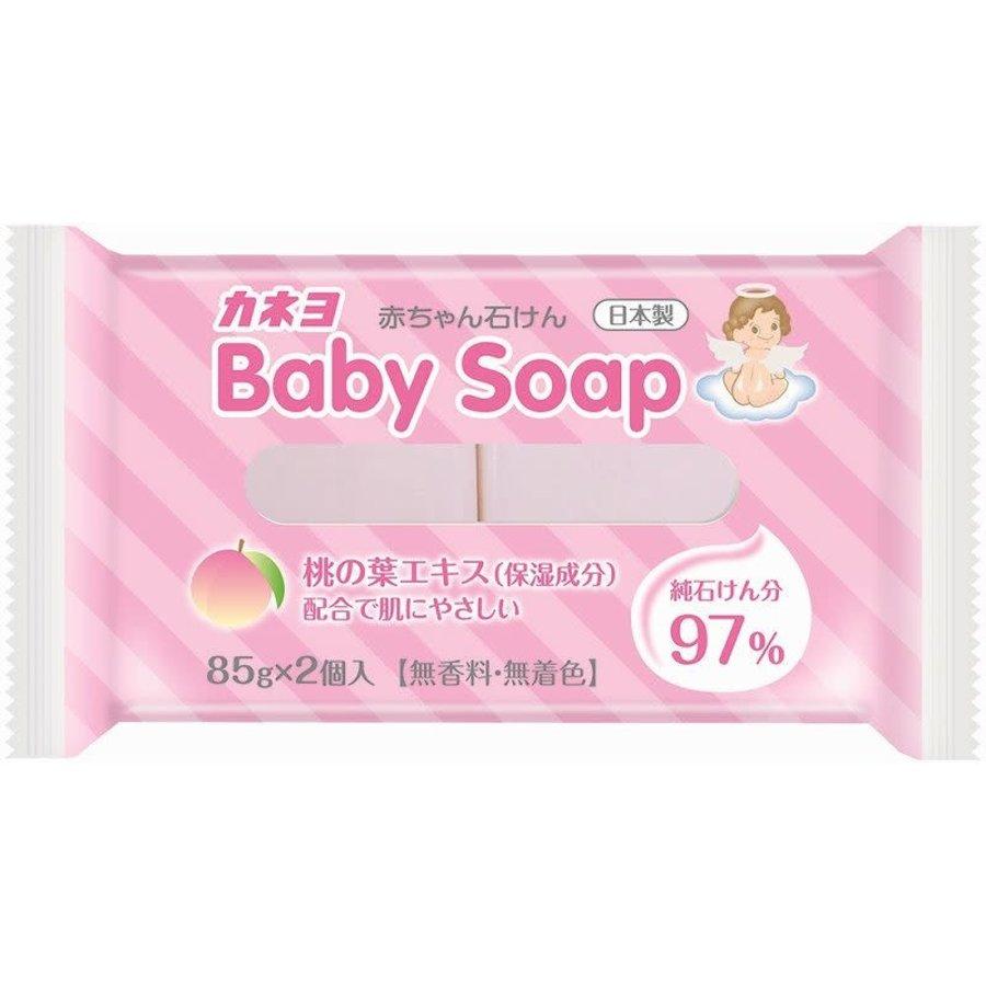 KANEYO baby soap 2P-1