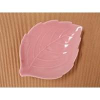 Boombladvormig schaaltje, roze